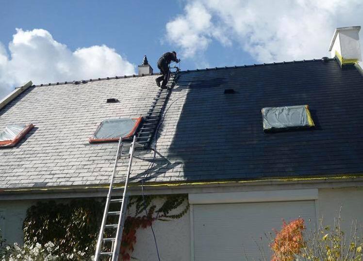 peinture de toiture Morlaix