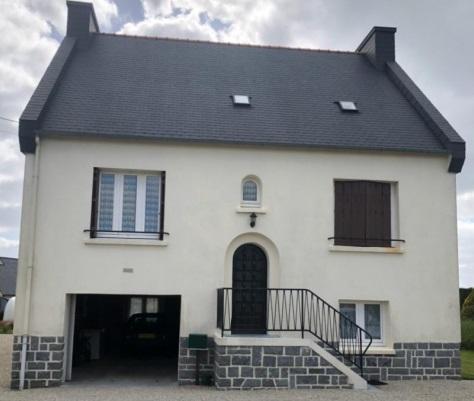 ravalement de façade Moelan-sur-Mer